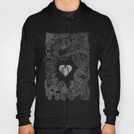 love and doodles Hoody