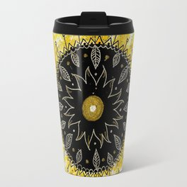 Total Solar Eclipse Travel Mug