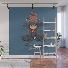 The Shortening Hat Wall Mural