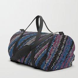 beveled edge Duffle Bag