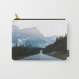 Icefields Parkway Sunset Carry-All Pouch