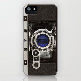 Vintage Camera 06 iPhone Case