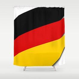 Team Germany #deutschland #germany #wm2018 #weltmeisterschaft #russia #football #worldcup #soccer #f Shower Curtain