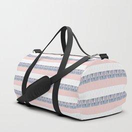 Ade Blue Duffle Bag