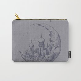 Arabian Crescent Carry-All Pouch