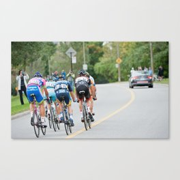 UCI World Tour - Cycling 2013 Canvas Print