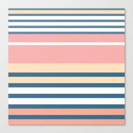 Bronte Stripe Canvas Print