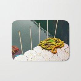 Rapunzel's Boat is Missing Bath Mat