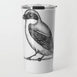 Loggerhead Shrike Travel Mug