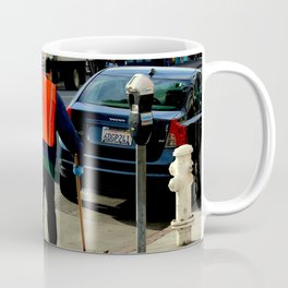 Catch The Wind-sweeper Coffee Mug