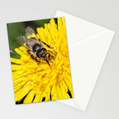Bees tongue Stationery Cards