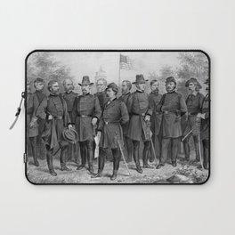 Union Generals of The Civil War Laptop Sleeve