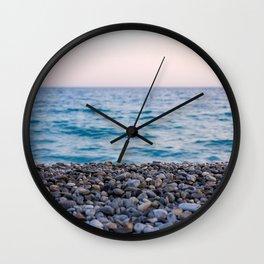 Sand Sea Sky Wall Clock