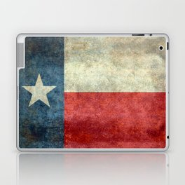 State flag of Texas, Lone Star Flag of the Lone Star State Laptop & iPad Skin