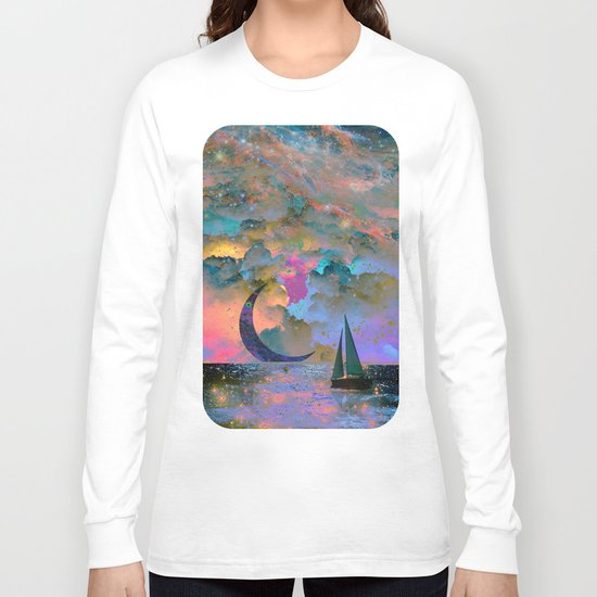 Moonset Long Sleeve T-shirt