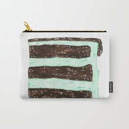 Mint Cake Carry-All Pouch