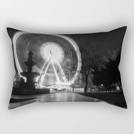 Budapest Wheel. Rectangular Pillow