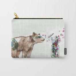 There is Magic all Around Us Carry-All Pouch