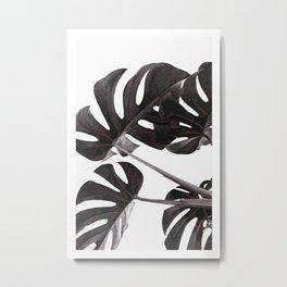 The Greenery 1 Metal Print