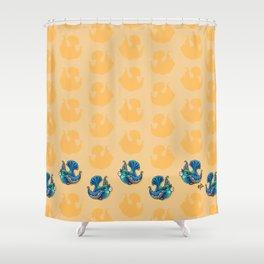 Tui - Sandy Shower Curtain