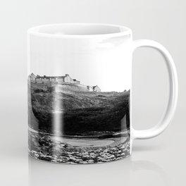 Edinburgh Castle B&W Coffee Mug