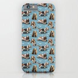 The Basset Hound iPhone Case