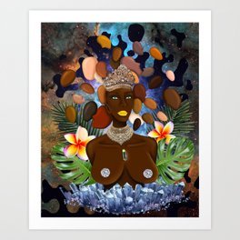 eve: the original Art Print