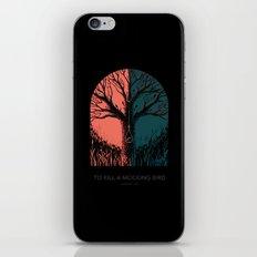 To Kill a Mocking Bird iPhone & iPod Skin