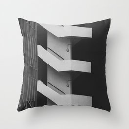Emergency Escape Throw Pillow