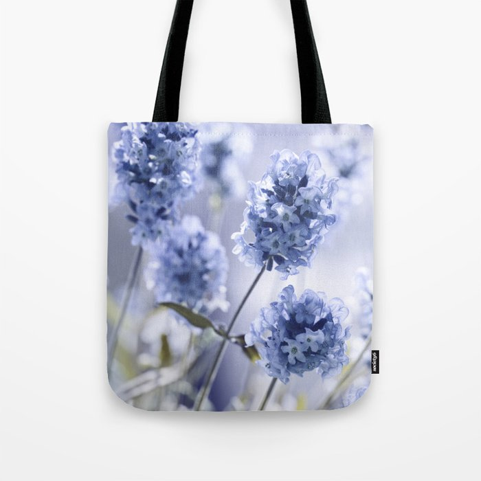 Lavender Blue 87 Tote Bag