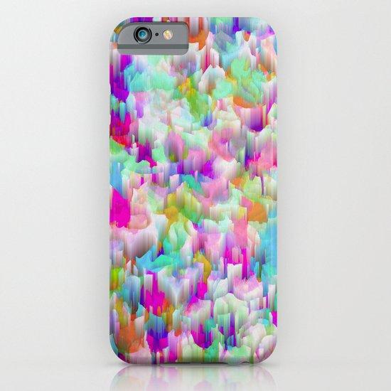 Neon Rain iPhone & iPod Case