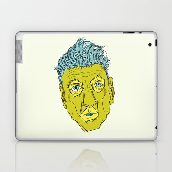 DAVID LYNCH AGAIN Laptop & iPad Skin