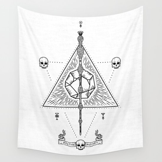 Deathly Hallows (White) by neolrond3