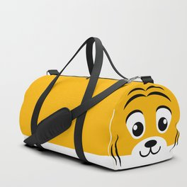 Baby Tiger. Kids & Puppies Duffle Bag