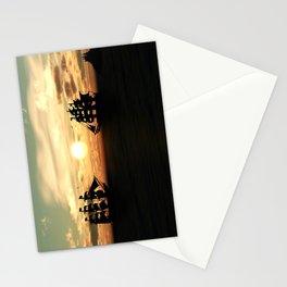Seefahrt Begegnungen Stationery Cards