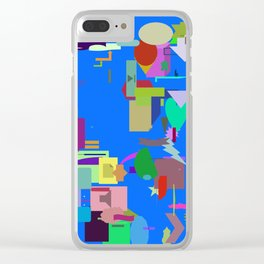 02202017 Clear iPhone Case