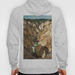 Lower Falls color Hoody