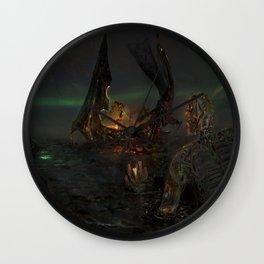 Illis and the Tarman - The Summoning Wall Clock