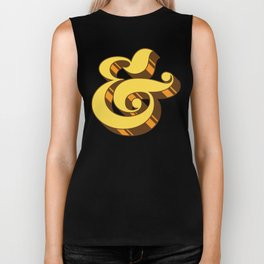 Ampersands Biker Tank