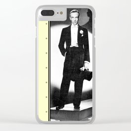 Astaire Clear iPhone Case