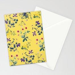 Spring fling II Stationery Cards