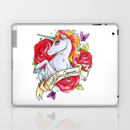 F*ck Your Opinion Laptop & iPad Skin