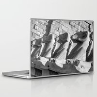 guardians Laptop & iPad Skins featuring Loyal Guardians by Brian Raggatt