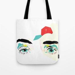 Orphan Meta Tote Bag