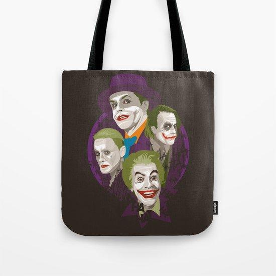 The Jokers Tote Bag