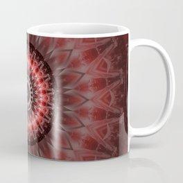 Mandala red Energy Coffee Mug