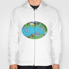Pine Forest Hoody