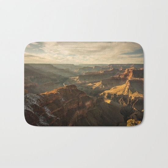 grand canyon photo Bath Mat