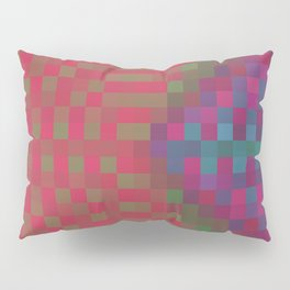 PiXeLaTeD ALL the WaYy Pillow Sham