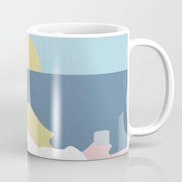 Feelings into sunset Coffee Mug